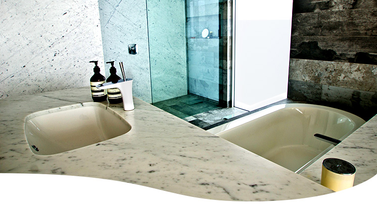 Adriatic Stone Homepage: shower innovations